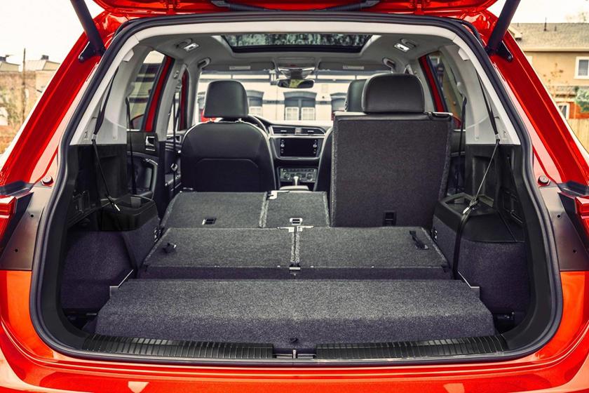 2021 Volkswagen Tiguan Exterior Photos   CarBuzz