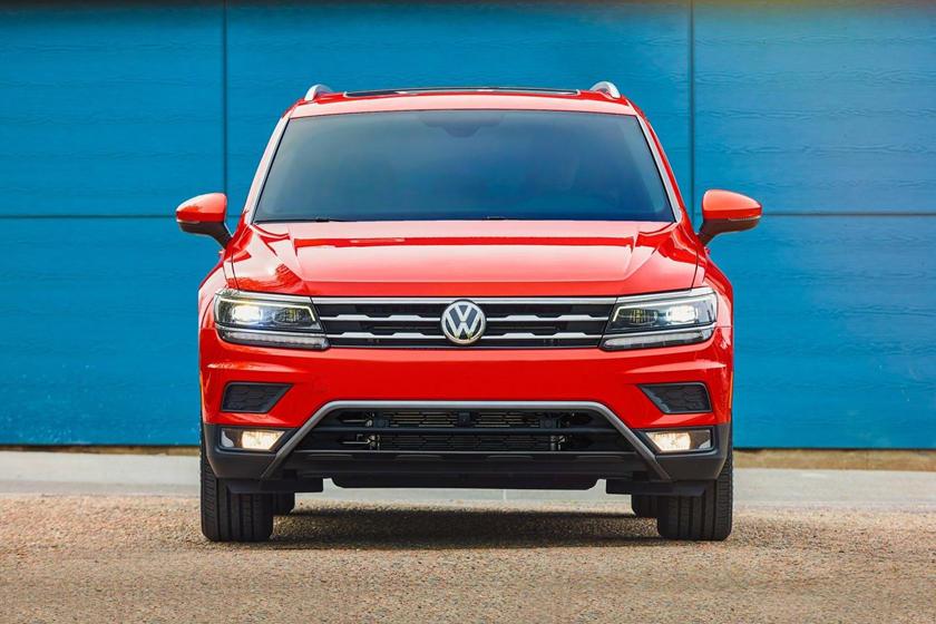 2021 Volkswagen Tiguan: Review, Trims, Specs, Price, New ...