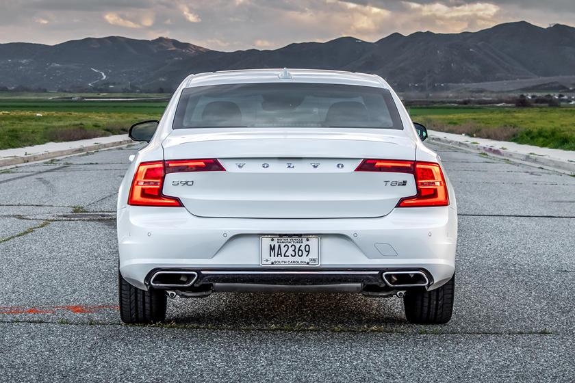 2021 volvo s90 hybrid exterior photos | carbuzz