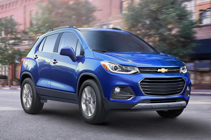 2022 Chevrolet Trax Review Trims Specs Price New Interior Features Exterior Design And Specifications Carbuzz