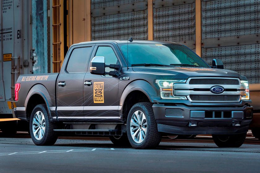 2022 Ford F-150 Lightning: Review, Trims, Specs, Price, New Interior Features, Exterior Design, and Specifications | CarBuzz