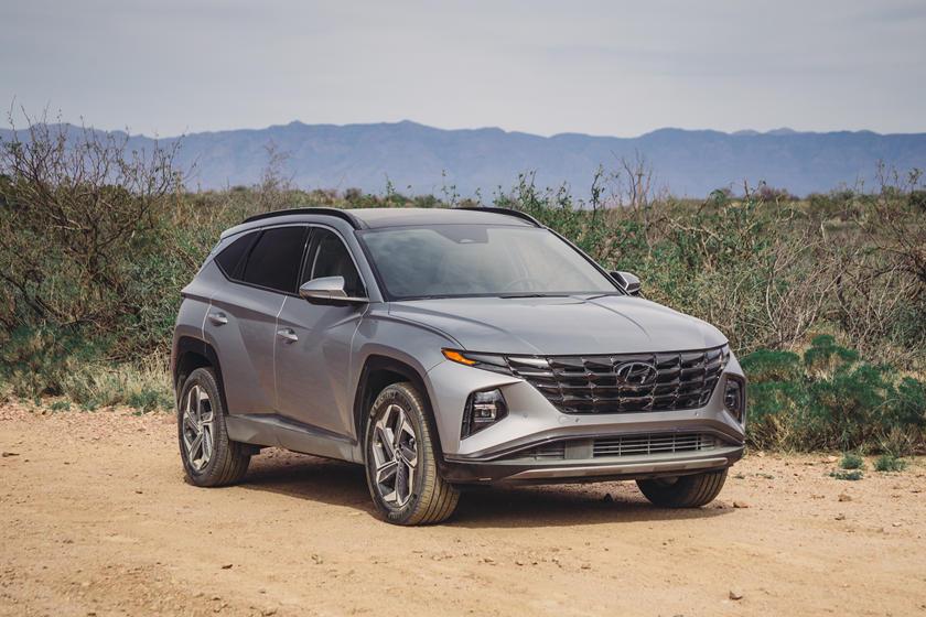 2022 Hyundai Tucson Review Trims Specs Price New Interior Features Exterior Design And Specifications Carbuzz