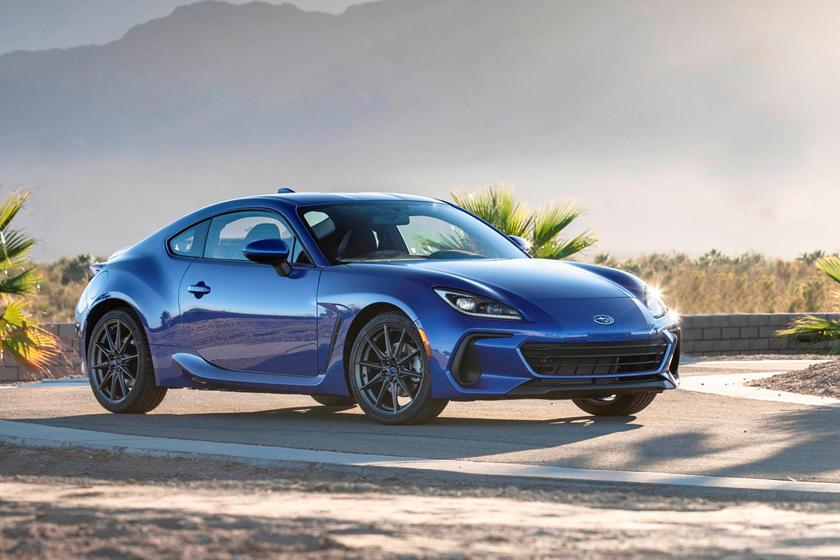 2022 subaru brz: review, trims, specs, price, new interior