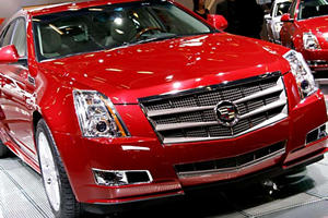 Cadillac CTS Sport Wagon: Not Your Typical Wagon
