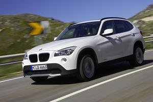 First Look: 2011 BMW X1