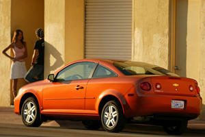Cobalt Sedan and Coupe- Fun and Inexpensive!