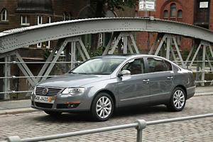 2011 Volkswagen Passat - Coming Soon at the Paris Auto Show