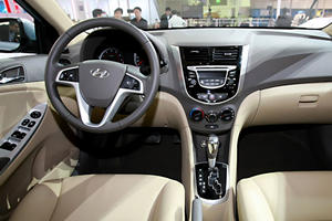 2011 Hyundai Accent is the Verna