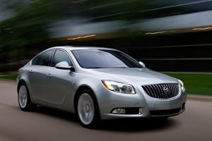 New Buick Regal is Not Like Your Grandfather's Car