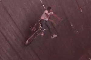 Riding the Well of Death is as Crazy as it Sounds