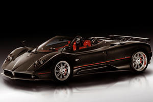 Zonda Roadster F is About Pure Speed
