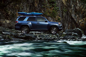 Toyota Set to Cancel Four-Cylinder 4Runner