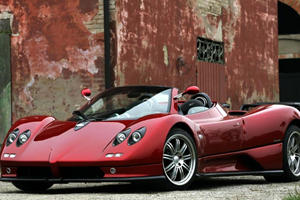 Pagani Roadster Zonda S 7.3