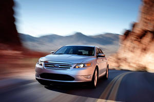 First Look - 2011 Ford Taurus