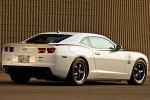 Hurst Placing Turbocharger on Just 50 V6 Camaros Per Year