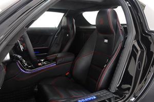 Brabus Tuning for Mercedes-Benz SLS AMG