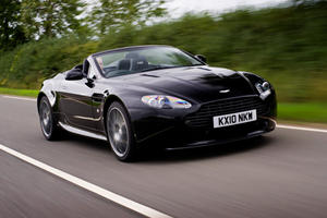 Upcoming: 2011 Aston-Martin V8 Vantage N420