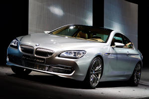 Upcoming: 2011 BMW 6 Series Coupe