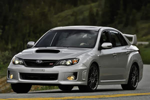 First Look: 2011 Subaru Impreza WRX STI