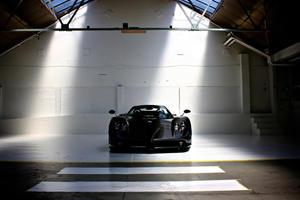 Last Pagani Zonda F Roadster Up For Sale