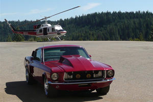 Unearthed: 1968 Mustang Fastback