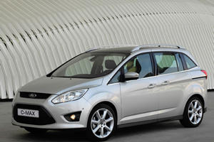 Official: Ford Cancels U.S.-Bound C-Max