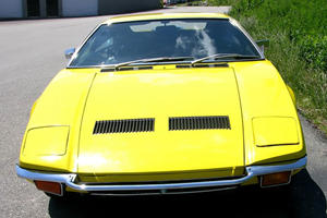 Unique Of The Week: 1972 De Tomaso Pantera 351