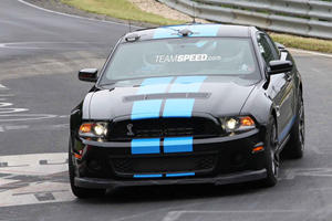 Spied: Ford Testing Improved Shelby GT500