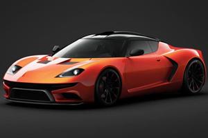 Bulleta Motors Unveil RF22 Sports Car
