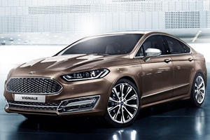 Ford's Vignale Concept is Like Mercury for Europe