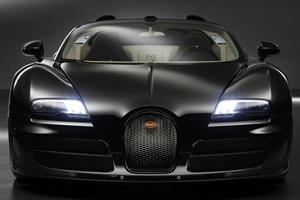 Bugatti Veyron Legend 'Jean Bugatti' Debuts