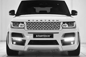 Range Rover Widebody by Startech