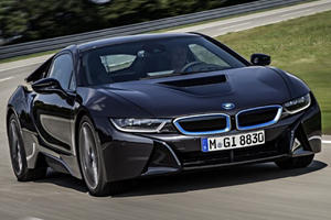 Drumroll Please... The BMW i8 Has Been Unveiled