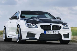 BMW M6 Boosted to 660 hp by Lumma Design
