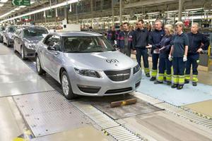 Saab Has Built a Single New 9-3
