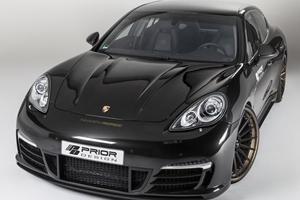 Prior Design Updates Porsche Panamera Kit