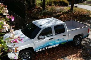 Via Motors Hybrid Pickups: The End of Manliness?