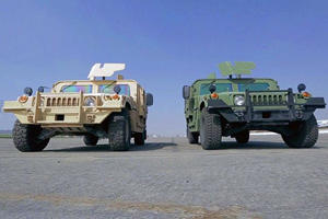 Armored Hummers Are Just Too Easy to Blow Up