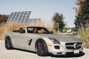 Pfaff Tuning Introduces Mercedes SLS AMG Roadster