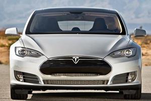 Oh Dear: Another Tesla Model S Burns