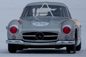 Mercedes 300SL is as Cool as its Owner