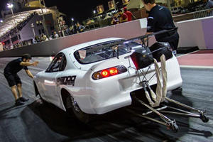 Supra Destroys Quarter-Mile in 6.15 Secs