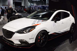 Mazda 6, 3, Look Great Even When Tuned
