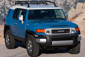 Toyota FJ Cruiser Prepares for Its Final Bow