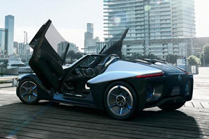 Nissan Bladeglider Off to Tokyo, Then Production