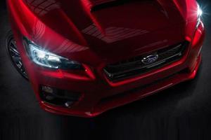 2015 Subaru WRX Revealed in Tantalizing Teaser
