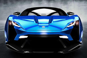 W Motors Reveals 1,000HP SuperSport