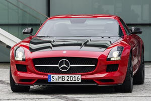 This Is The SLS AMG GT Final Edition