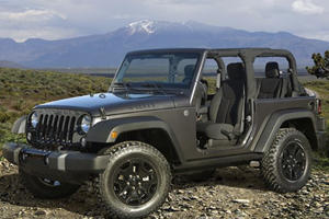 Jeep Willys Wheel Edition is Ready for War