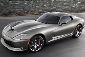 SRT's Viper GTS Anodized Carbon Edition